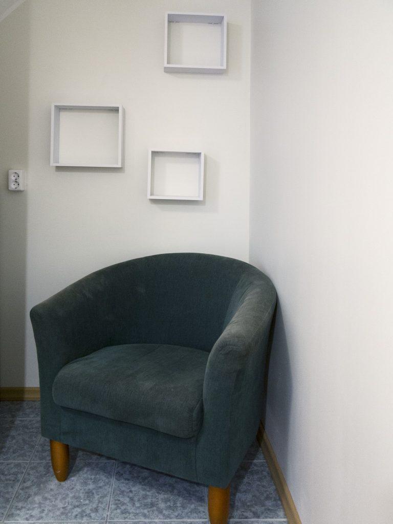 Magamistuba alumisel korrusel | Bedroom on the ground floor